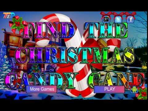 find the christmas candy cane walkthrough - Christmas Candy Games