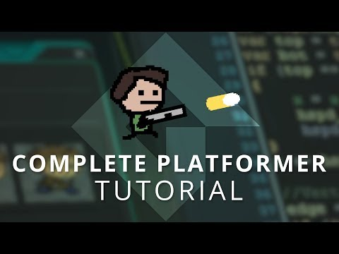 GameMaker Studio 2: Complete Platformer Tutorial (Part 1: Ba