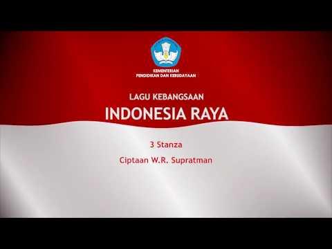 Indonesia Raya Simphoni & Vokal 3 Stanza