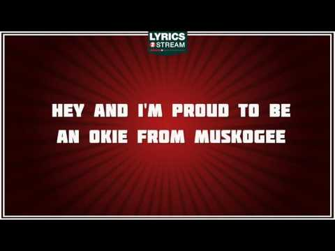 Okie From Muskogee - Merle Haggard tribute - Lyrics