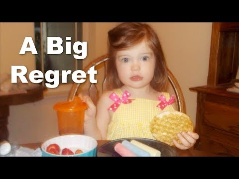 Autism Diet?- Why I Regret Trying A Gluten Free/ Casein Free Diet