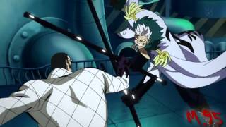 "One Piece AMV - Law & Smoker VS Vergo ""Beatdown"""