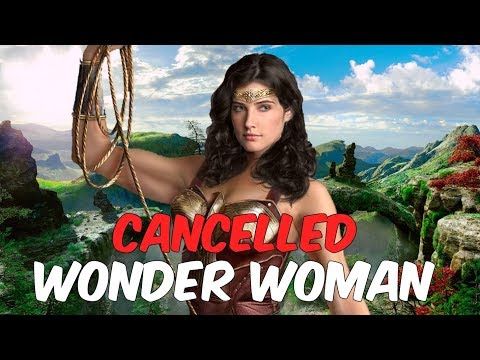 The Cancelled 2006 Wonder Woman Solo Film | Cutshort