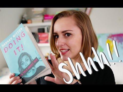 Book Secrets | Hannah Witton