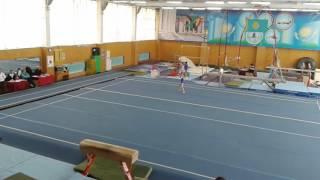 Спортивная гимнастка 1 юношеский разряд шымкент