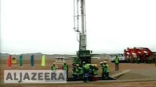 🇦🇫 Afghanistan: Work on Asia gas pipeline begins