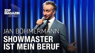 """Jan Böhmermann: """"Showmaster ist mein Beruf!"""""""