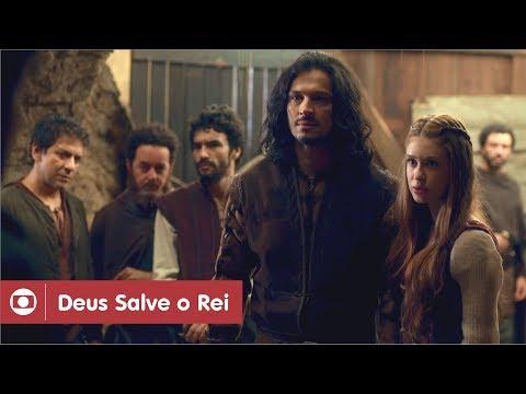 Deus Salve O Rei: capítulo 76 da novela, sexta, 6 de abril, na Globo
