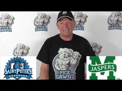 Manhattan vs Saint Peters 2/21/20 Free College Basketball Pick and Prediction CBB Betting Tips