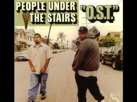 People Under The Stairs - The L.A. Song