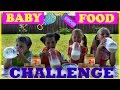 BABY FOOD CHALLENGE - Magic Box Toys Collector vs. Toy Box Magic