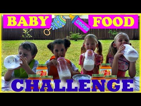 BABY FOOD CHALLENGE - Magic Box Toys Collector vs Toy Box Magic