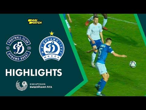 Brest Dinamo Minsk Goals And Highlights