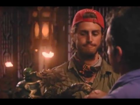 Survivor: China - Erik Voted Out
