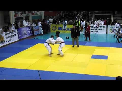 Judo Aleksandar Ivanov -55