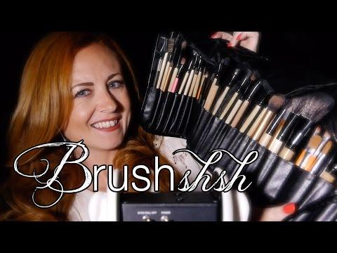 Ear to Ear Mic Brushing | Binaural ASMR | BrushshSHSHShhh