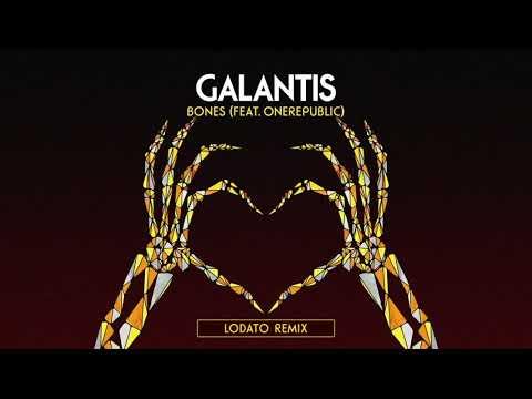 "Galantis - ""Bones"" feat. OneRepublic (Lodato Remix)"