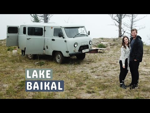 Hiring A Russian Army Van To Explore Siberia | Lake Baikal | Just Off The Trans Siberian Railway
