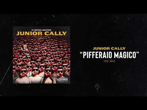 JUNIOR CALLY - Pifferaio Magico
