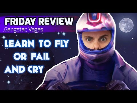 Gangstar Vegas - Friday Review: Flying a Typhoon