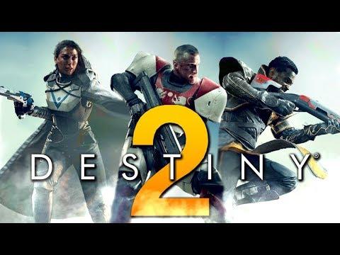 Destiny 2   ( Curse Of Osiris On Planet Mercury )
