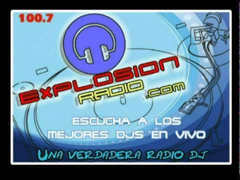 Anuncio de Explosion Radio 100.7 FM