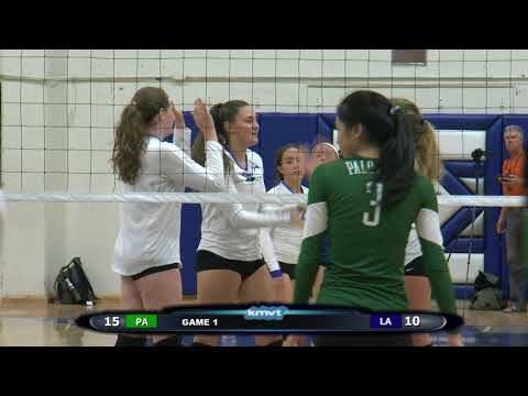 Palo Alto Vikings vs Los Altos Eagles - Volleyball, September 26, 2017