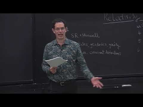 Lecture 1   Maxwell's theory in relativistic notations