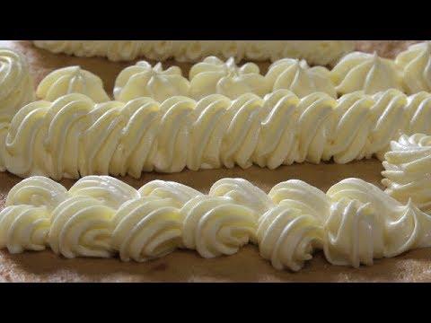 ЗАВАРНОЙ СМЕТАННЫЙ КРЕМ. Крем из доступных продуктов для тортов и пирожных.