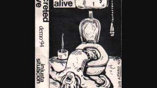 Excreted Alive - Injusta situacion Demo 1994