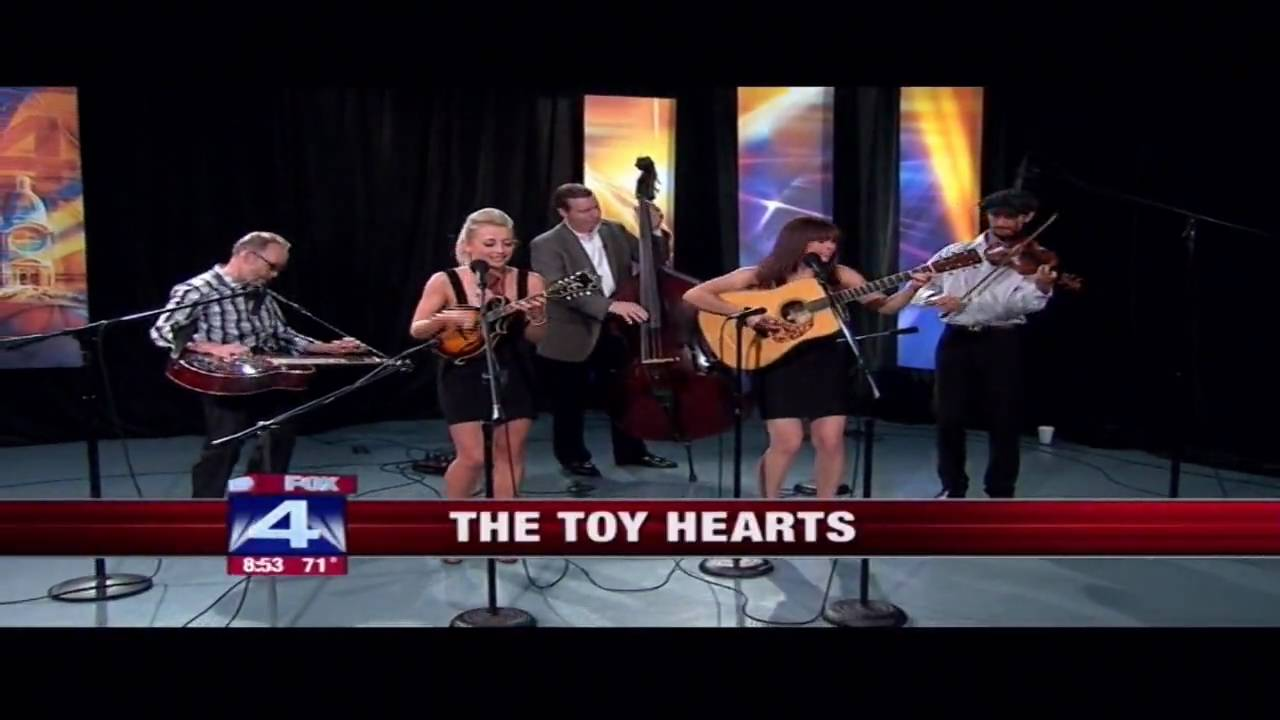 the toy hearts fox 4 tv promo 20090918 youtube. Black Bedroom Furniture Sets. Home Design Ideas