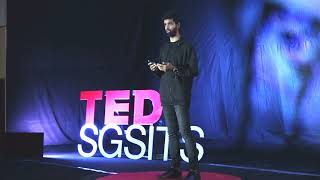 How to make travel sustainable & fight climate change. | Aakash Ranison | TEDxSGSITS