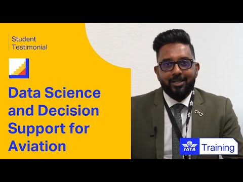 IATA's Data Science and Decision Support for Airline Finance course