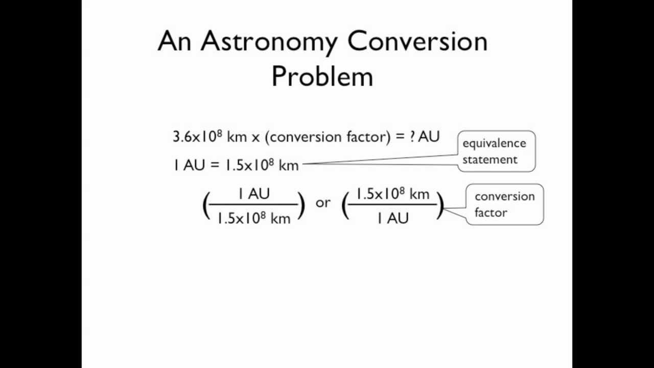 03 - An Astronomy Conversion HD - YouTube