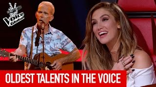 The Voice | OLDEST TALENTS who prove age is just a number
