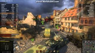 World of Tanks 3 SU 100Y premium tank Gameplay