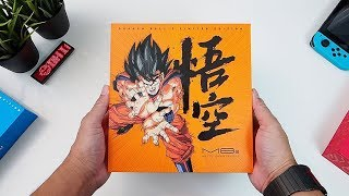 DRAGON BALL Z LIMITED EDITION, Hape apa ini??