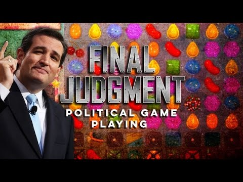 Ted Cruz A Gamer? poster
