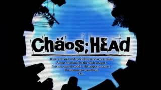 Chaos;Head VN OP - Find the Blue - English Subbed