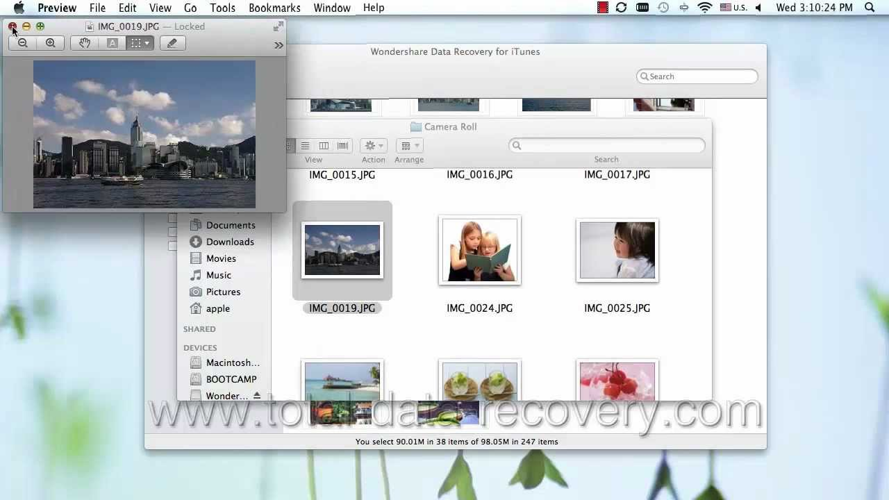 how to delete photos from iphone 5 on mac