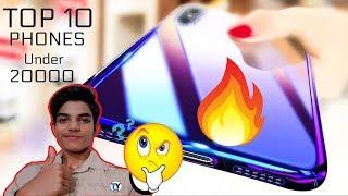 Top 10 Best Smartphones Under 20000 $300 In June 2018|2018|Hindi|Technical Yuvraj