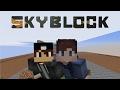 YENİDEN BAŞLIYORUZ - Minecraft SkyBlock 2.Sezon (Türk Server) #1