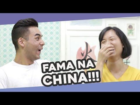 Como é Ser Famoso na China | Vida na China #4