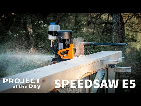 chainsaw powered sawmill? anyone have firsthand experience