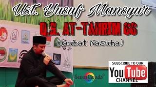 """Ustadz Yusuf Mansyur - surah at tahrim (66) ..""""taubatannasuha"""".."""