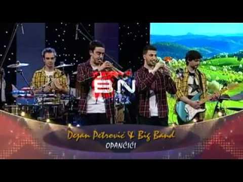 Dejan Petrovic Big Band-Opancici sitan vez BN TV
