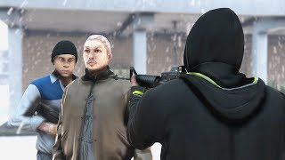 GTA 5 FRANCE - ON A KIDNAPPÉ UN CAGOULE - STREETZER #19
