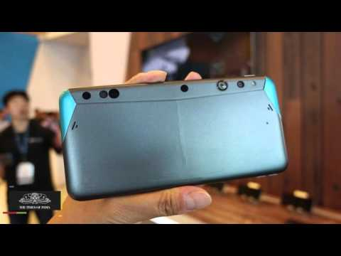Google & Lenovo Announce 3D Smartphone