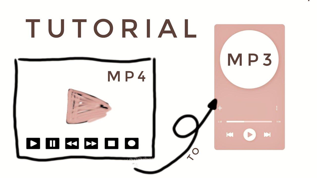 Cara Mengubah Video Jadi Lagu Mp4 Ke Mp3 Youtube
