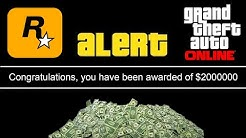 HOW TO CLAIM FREE $2,000,000 In GTA 5 ONLINE TODAY - February GTA Online Money Bonus Promotion!